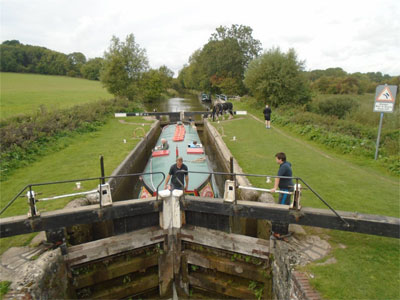 Kennet and Avon Canal trip